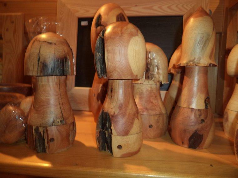 Visite de l'atelier de la Marmottes à Saint-Paul sur l'Ubaye (04), photos (3)