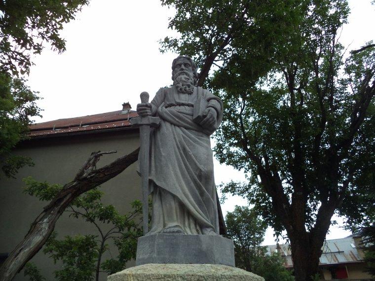 Visite de Saint-Paul sur Ubaye