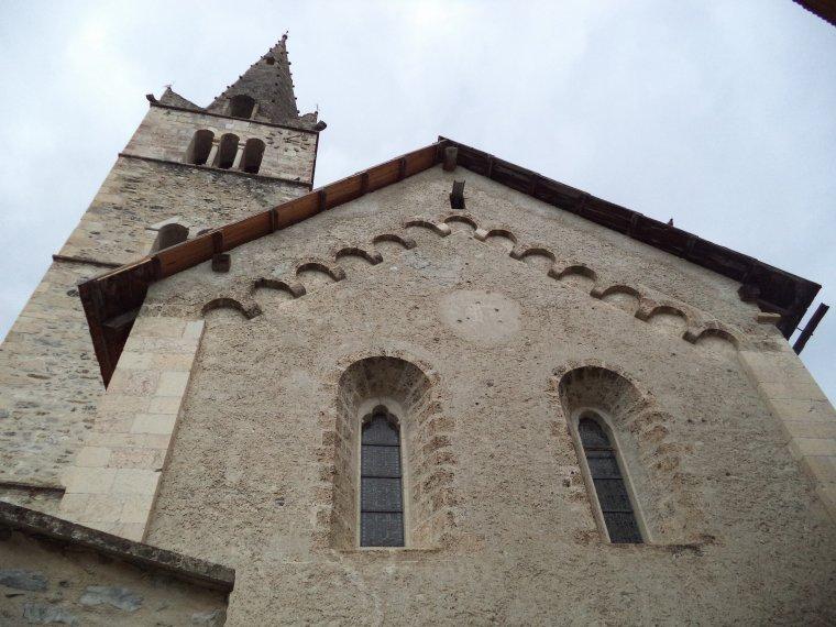 Visite de Saint-Paul sur Ubaye, photos (2)