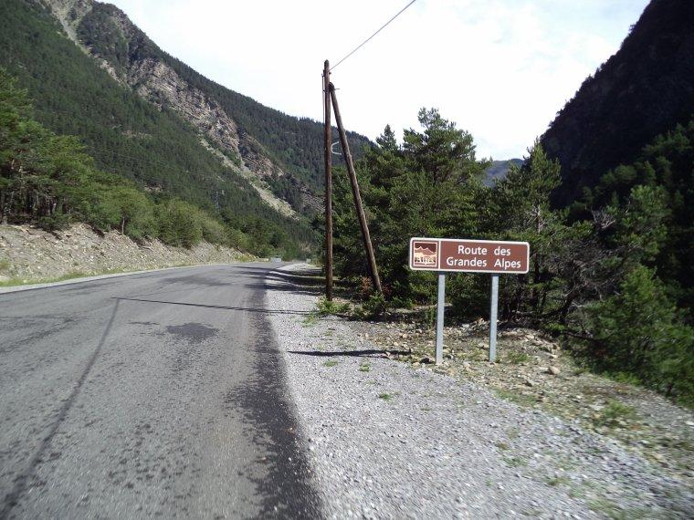Ascension de mon premier col à plus de 2000 mètres !  je nomme le col de Vars....