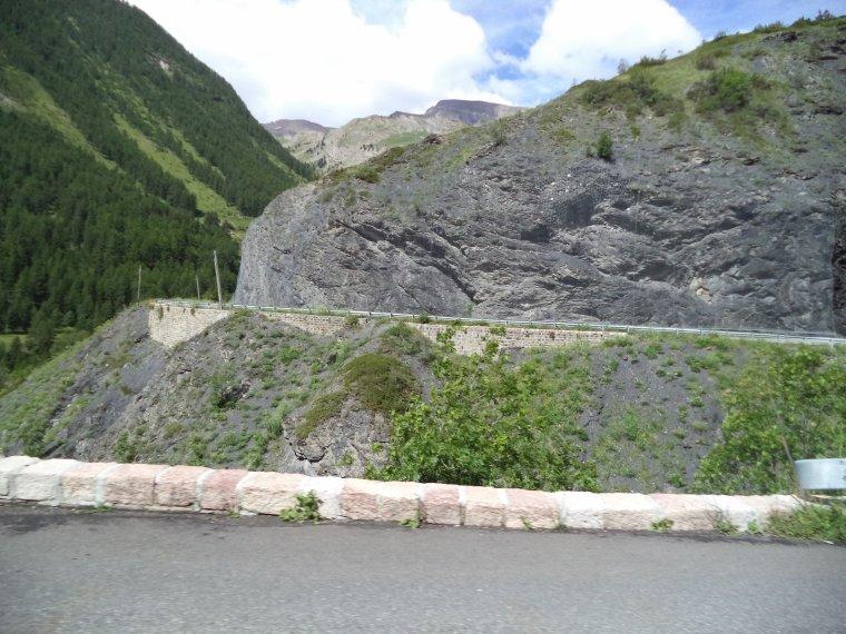 Ascension de mon premier col à plus de 2000 mètres !  je nomme le col de Vars....(photos 2)