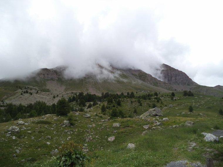 Après-midi de détente et de randonnée au col de Vars (2109m)