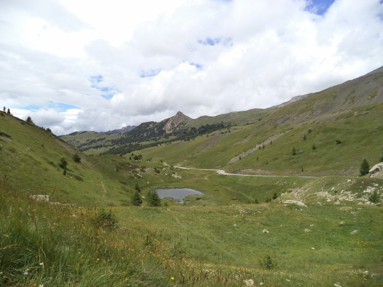 Après-midi de détente et de randonnée au col de Vars (2109m), photos (3)