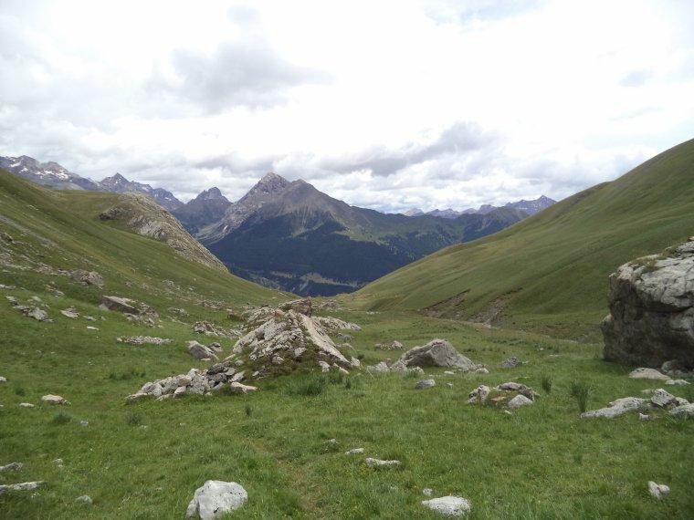 Ascension du col de Serenne (2670m) en poussage VTT avec mon ami Freddy !  (photos (6)