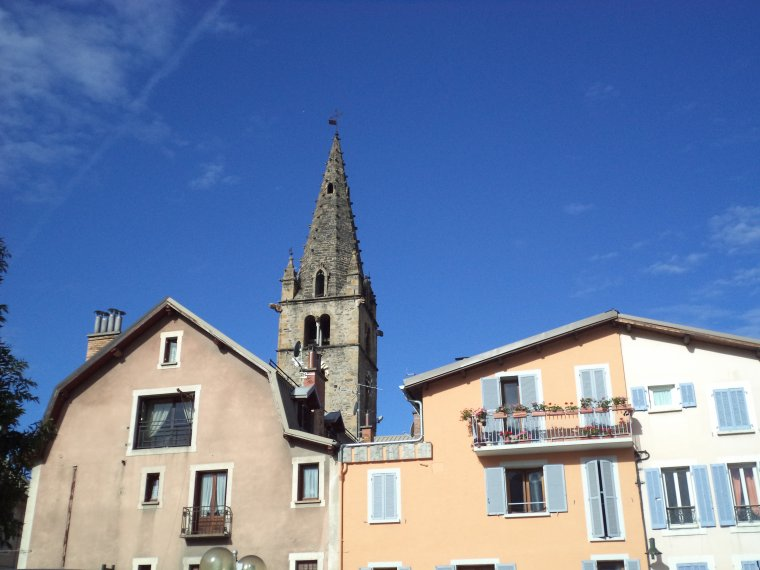Visite de Barcelonnette (photos 1)