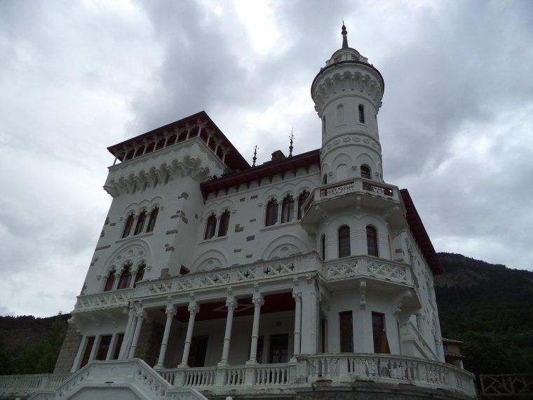 Découverte du château des Magnans
