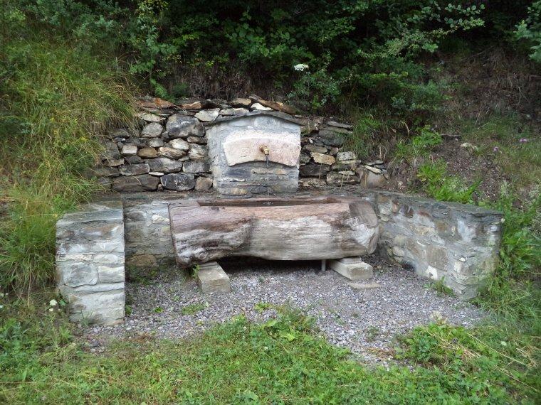 Visite de l'hameau des Villards, photos (1)
