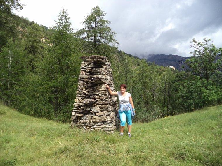 2e Randonnée au Châtelard