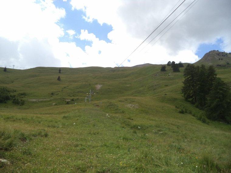 Après-midi à la station de ski de Sainte-Anne (04), photos (3)