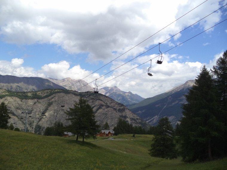 Après-midi à la station de ski de Sainte-Anne (04), photos (4)
