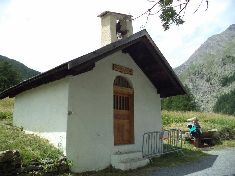 Après-midi à la chapelle Sainte-Anne et randonnée