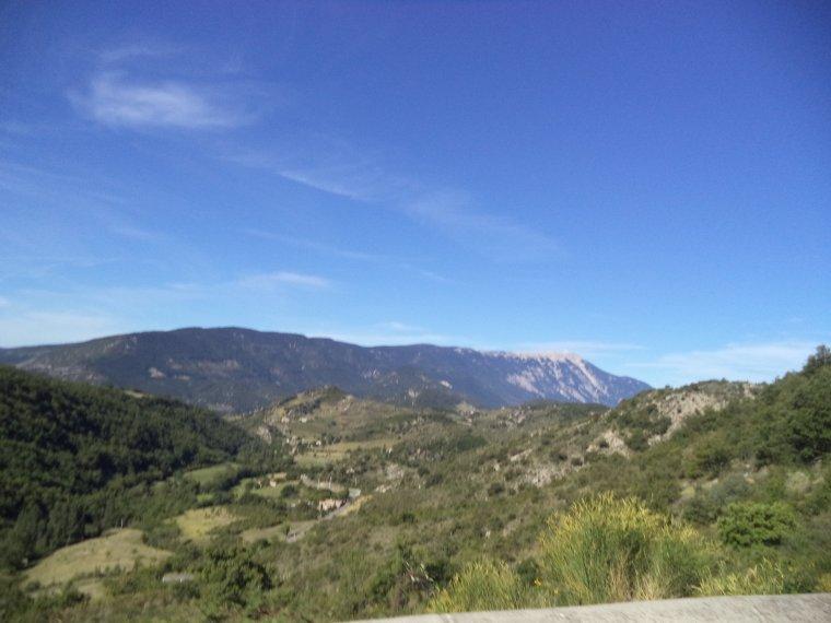 Découverte des Hautes-Baronnies à vélo avec Gil et Yves, 125km, (photos 2)