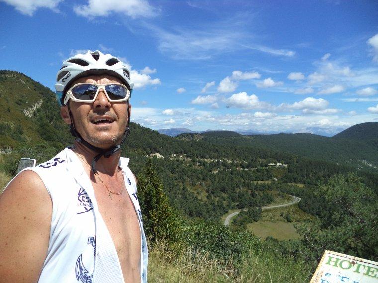 Découverte des Hautes-Baronnies à vélo avec Gil et Yves, 125km, (photos 4)