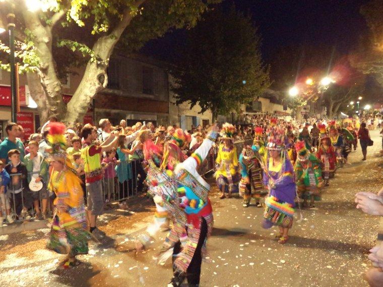 Corso de la Lavandes à Valréas, photos (2)