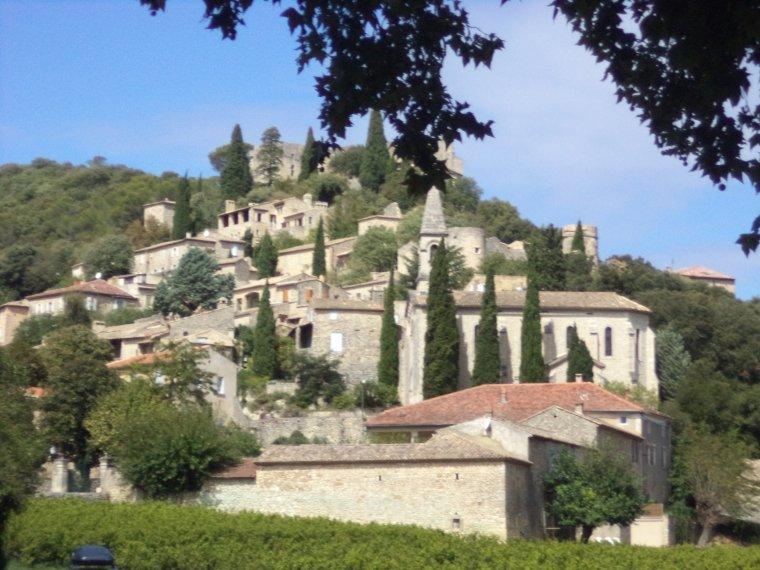 Tour de vélo dans le Gard avec le BCB, ascension du Mont Bouquet, 108 kilomètres !!!  (photos (3)