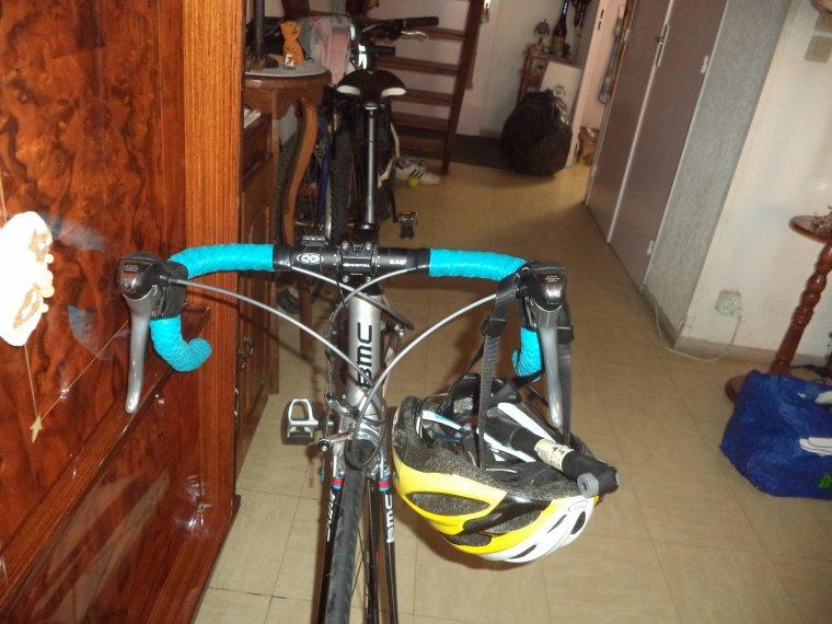 Mon vélo route se refait une beauté