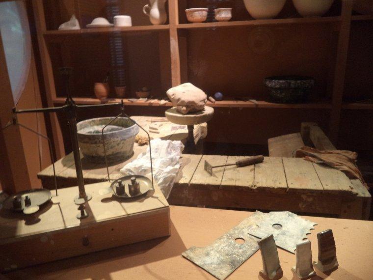 Reportage photographique de Dieulefit (7), Maison de la Céramique du Pays de Dieulefit