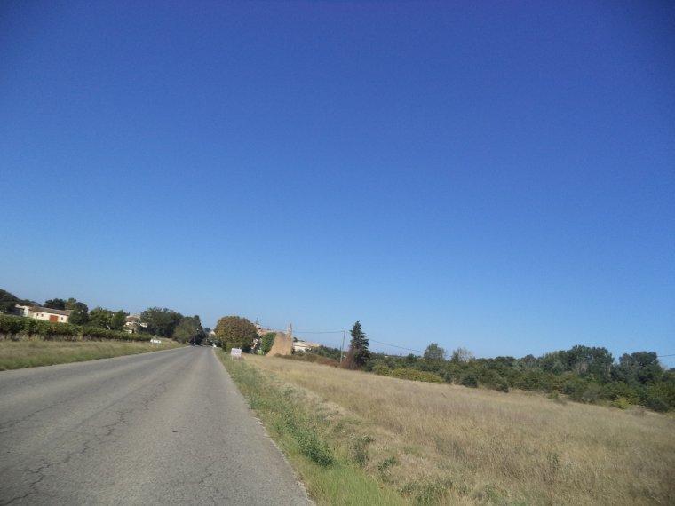 Petit tour de vélo en campagne, 22km