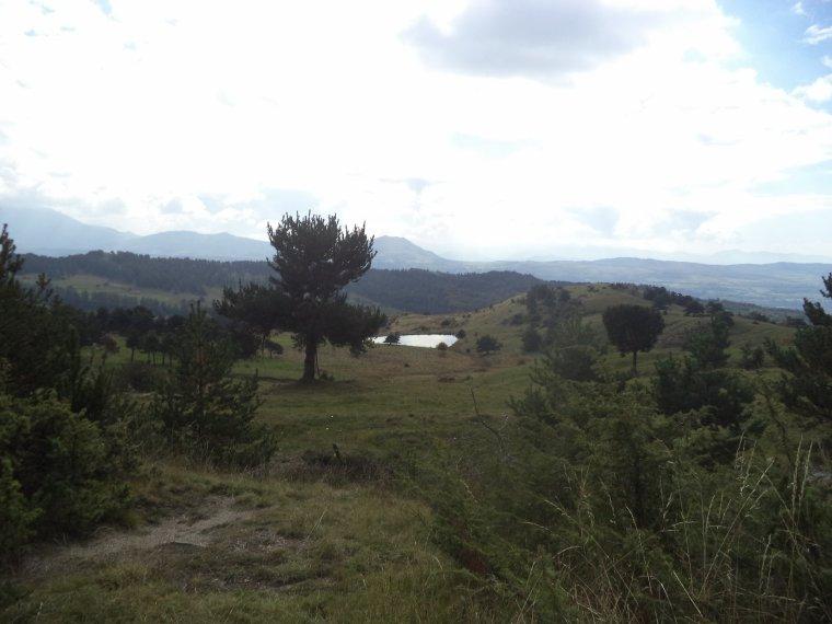Grande randonnée au lac de Barbeyroux (1498m) dans le Champsaur, avec Benjamin (photos 3)