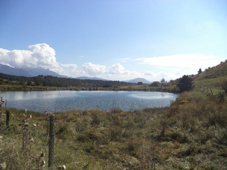 Grande randonnée au lac de Barbeyroux (1498m) dans le Champsaur, avec Benjamin (photos 6)