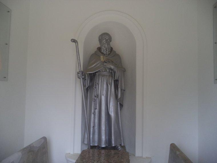 Visite à la chapelle Notre-Dame de Bois-Vert (photos 1)