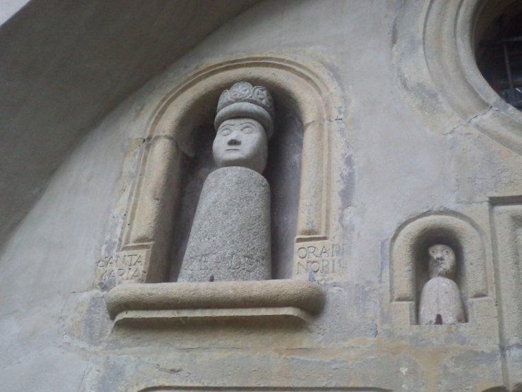 Visite de la chapelle des Pétetes (photos 1)