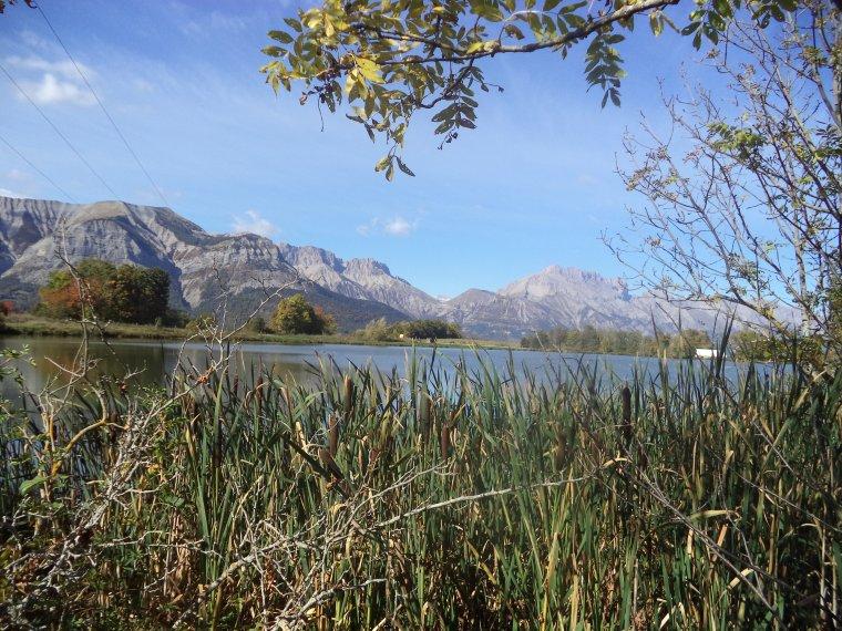 Grande randonnée au lac de de l'Aulagnier (photos 2)