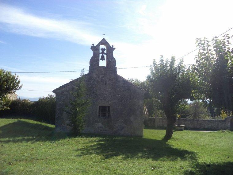 Sortie à VTT dans les bois de la Drome Provençale