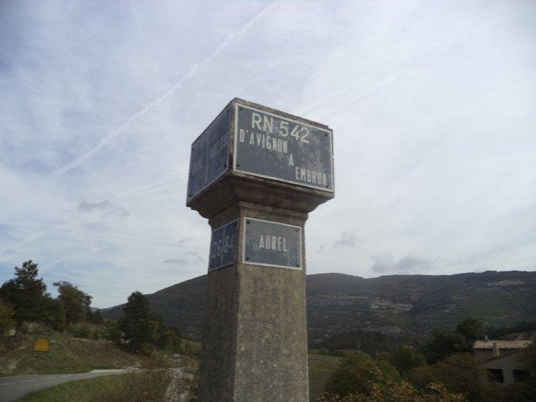Tour du Mont Ventoux à vélo avec l'Ange Blanc !!!  105km de bonheur (photos 4)