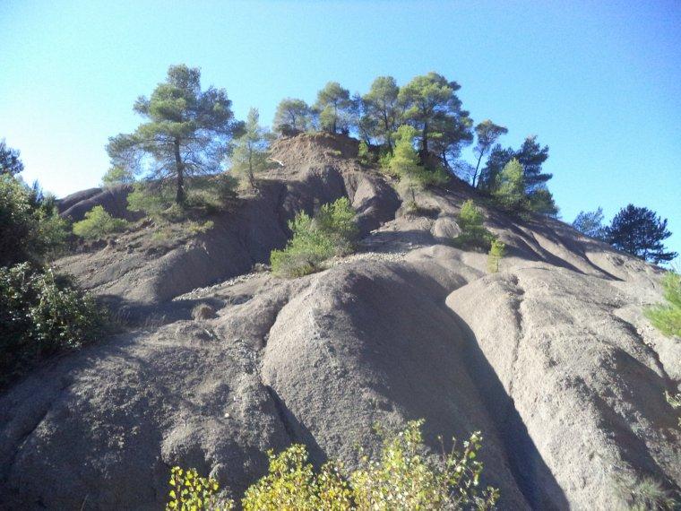 Rencontre avec Claude et Marie-Ange dans les Baronnies Provençale, 118km (photos 2)