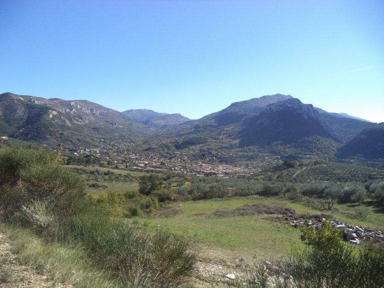 Rencontre avec Claude et Marie-Ange dans les Baronnies Provençale, 118km (photos 3)