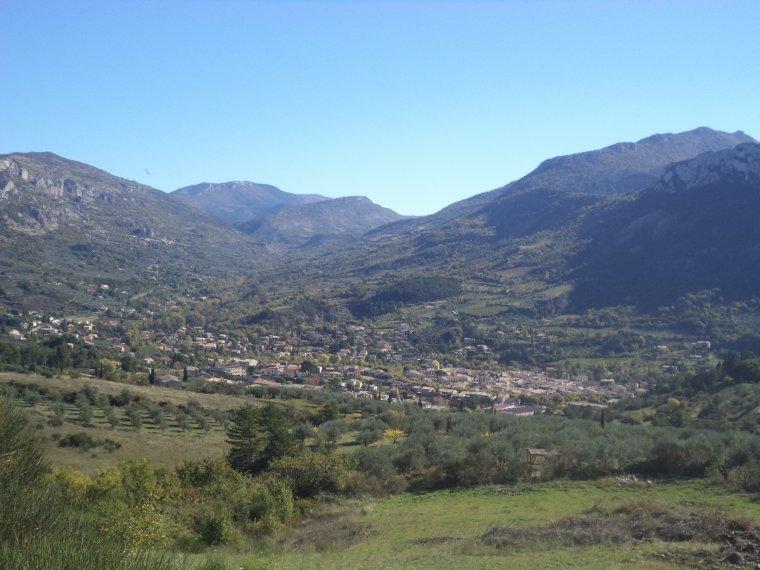 Rencontre avec Claude et Marie-Ange dans les Baronnies Provençale, 118km (photos 4)
