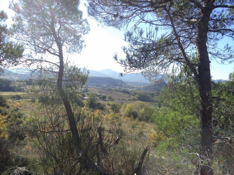 Rencontre avec Claude et Marie-Ange dans les Baronnies Provençale, 118km (photos 5)