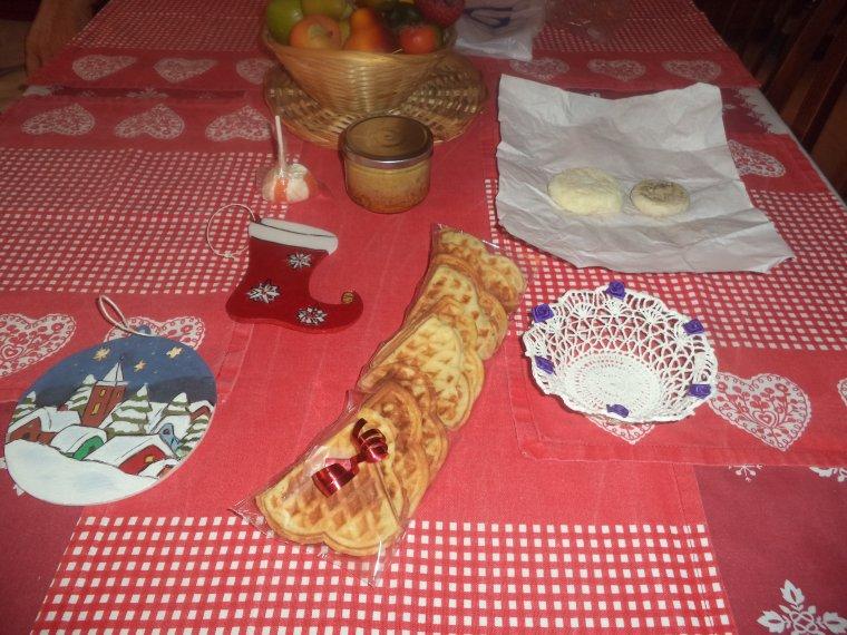Marchés de noël à Bouchet et Visan