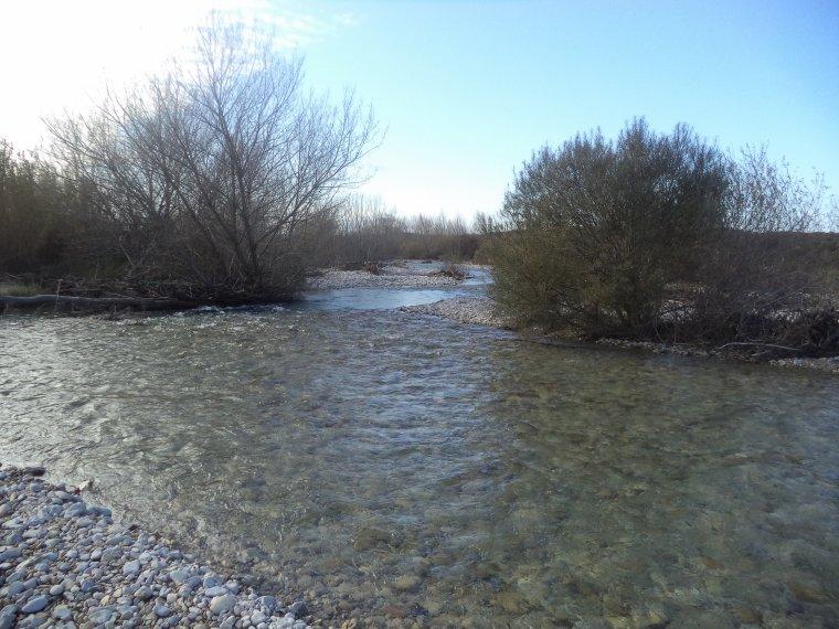 Balade à VTT au bord du Lez et en campagne, 35km (photos 2)