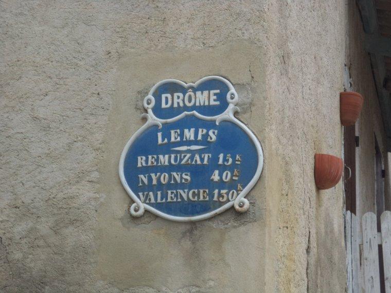 Découverte de Lemps avec l'Ange Blanc, 89km (photos 3)