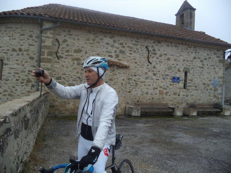 Découverte de Lemps avec l'Ange Blanc, 89km (photos 5)