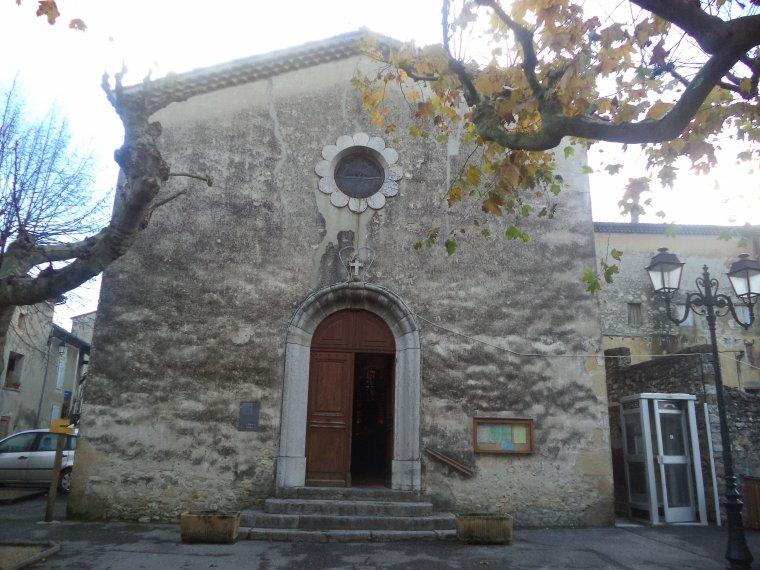 Visite de Piégros la Clastre et enfin...des nouvelles de mon meilleur ami : lefred26 !