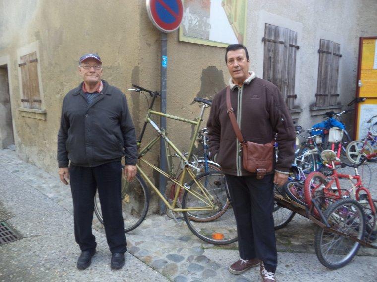 Visite de Crest (Drome), photos 2