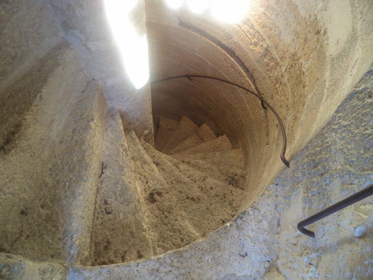 Visite de la Tour de Crest (Drome), photos 3