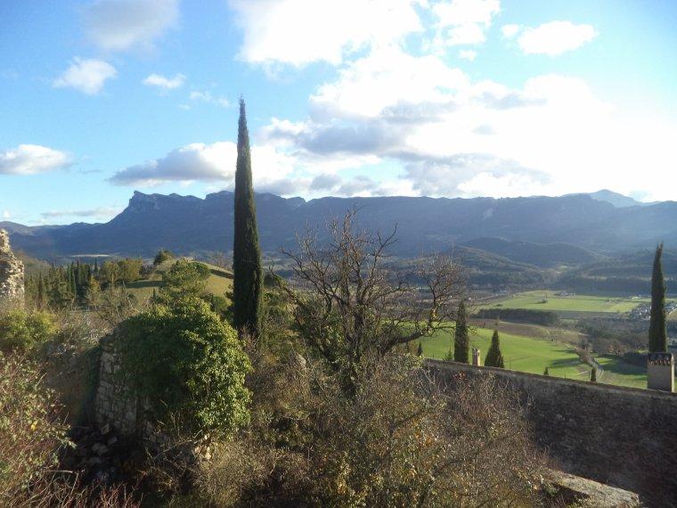 Visite du vieux village de Mirabel et Blacons