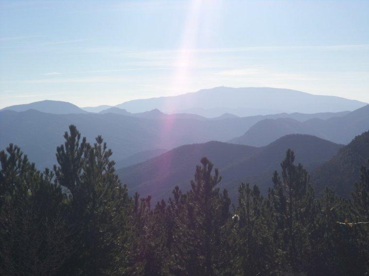 Randonnée à la montagne la Croix, 8km
