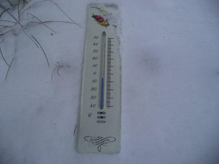 Grande randonnée seul à la montagne de la Lance !  neige, vent, brouillard, -22°C et 15 kilomètres (photos 9)