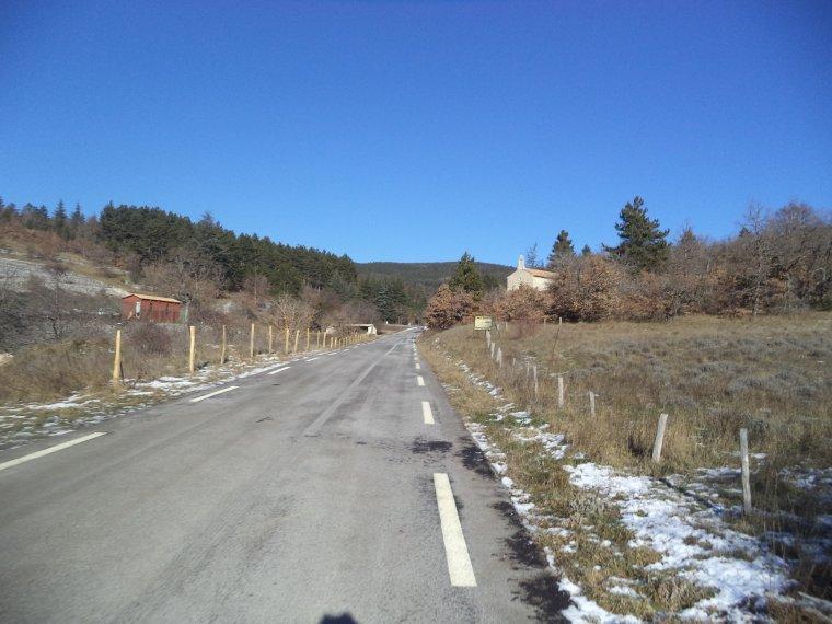 Montée au chalet Reynard (1440m) de la Saint-Sylvestre avec Gil et Bruno, 80 kilomètres (photos 2)