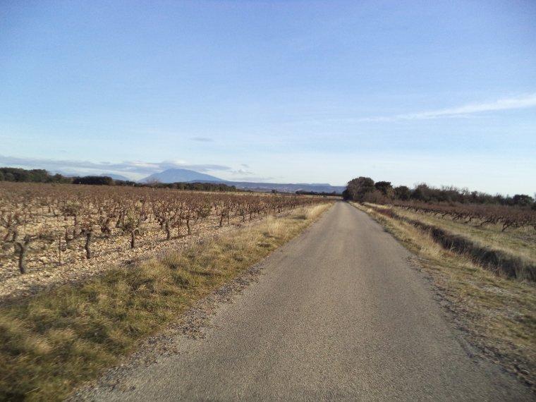 Balade en campagne, 41km