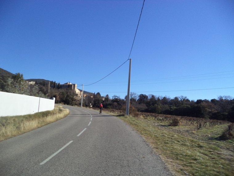 Balade entre les collines Drômoise, 58km