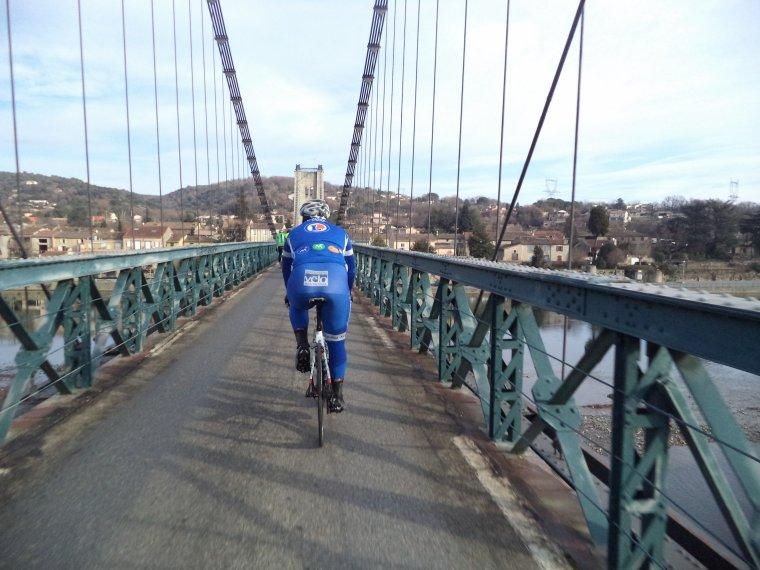 A la croisée de quatre départements avec le Beau cyclo Bollénois, 101km !