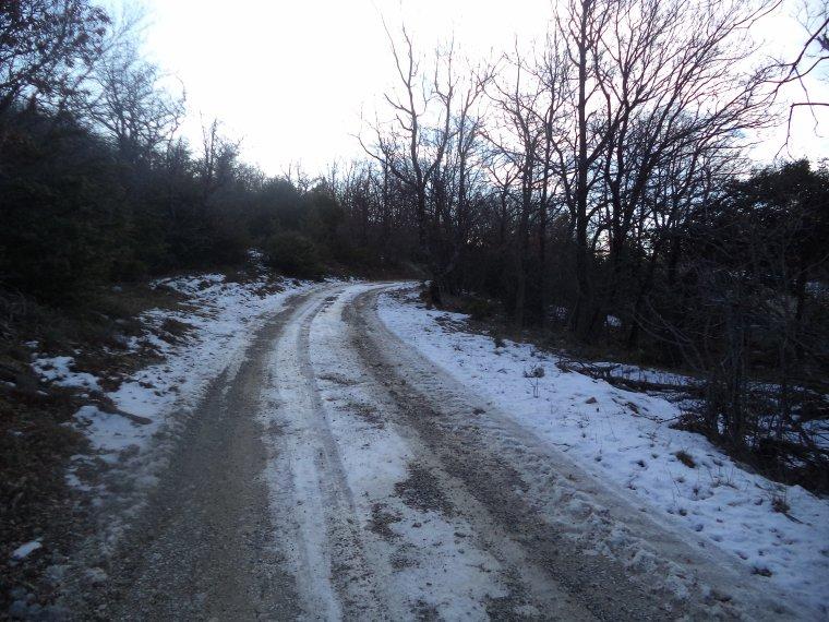 Grande randonnée au Cougoir (1221m) avec 1 mètres de neige !!!