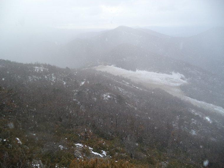 Randonnée à la montagne de la croix avec 30cm de neige et sous la neige ! (photos 2)