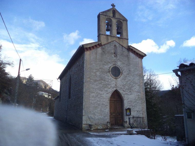 Ascension du col de Valouse avec la neige, plus beau tour de vélo de l'année, (photos 3)